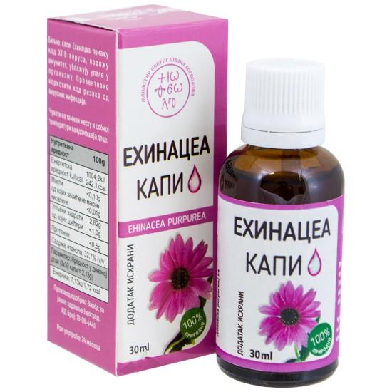 Ehinacea kapi - 30 ml