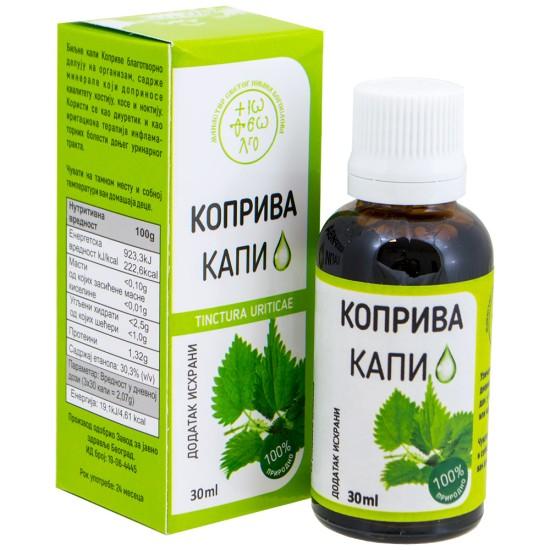 Kopriva kapi - 30 ml