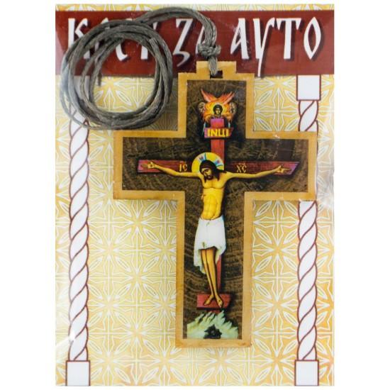 Krst za kola sa molitvom za vozače