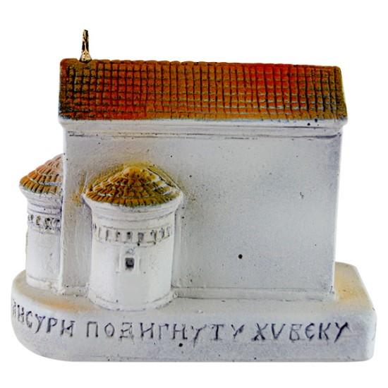 Manastir Nikolje - Ovčar Banja