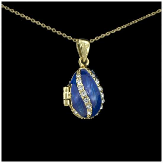 Ogrlica - Faberže jaje sa Anđelom