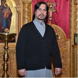 'V' neck sweater vest