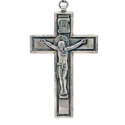 Pectoral cross ( gold-plated)