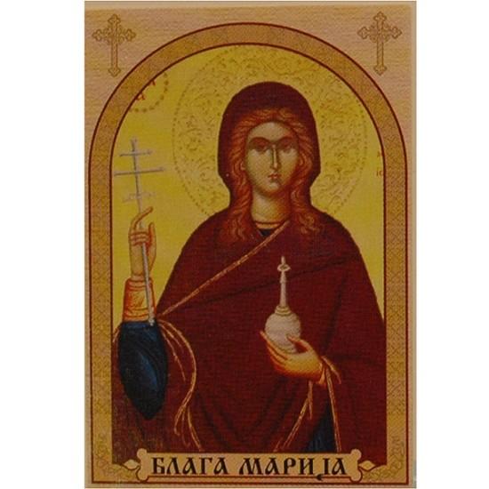 Blaga Marija, ikone za sveće 100 kom