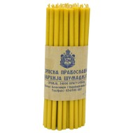 Beeswax candles 50/1 (1kg)