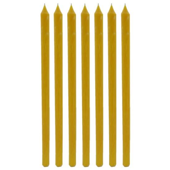 Sveće od pčelinjeg voska  7/1 (1 kg)