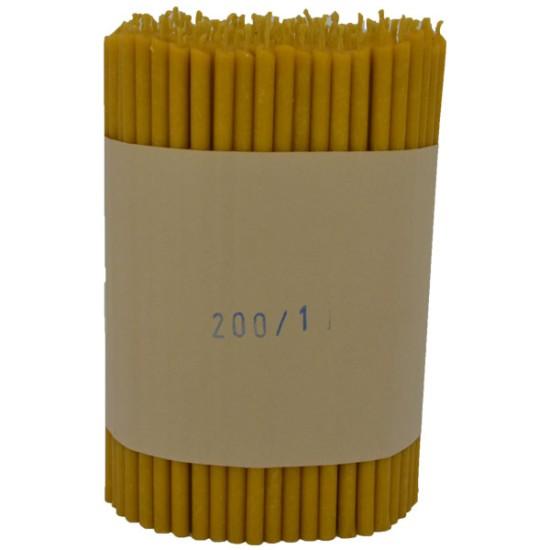 Sveće parafinske 200/1 (1 kg)
